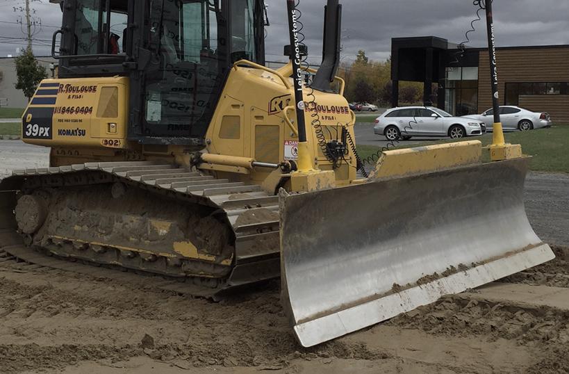 Service de projet commercial - Excavation R. Toulouse