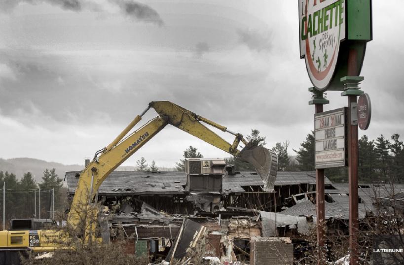 Service de démolition - Excavation R. Toulouse