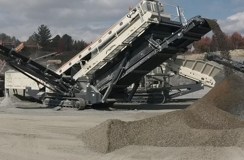 Service de vente et livraison de granulat - Excavation R. Toulouse
