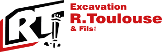 Excavation R. Toulouse & Fils Retina Logo
